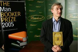 Julian Barnes bringing about literary Armageddon by winning the Booker prize for a book with a plot.