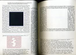 It's even got it's own black square. Take that, Malevich!